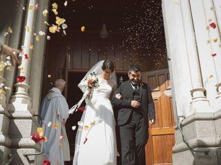 La boda de Montse y Fausto