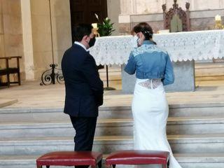 La boda de Xenia y Albert 1