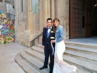 La boda de Xenia y Albert