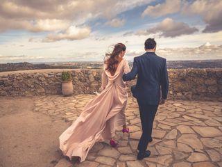 La boda de Alejandro y Yolanda