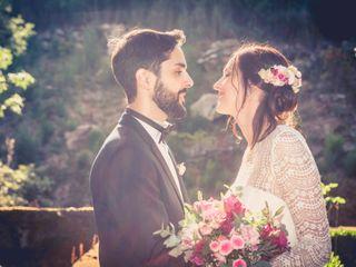 La boda de Carlos y Silvia