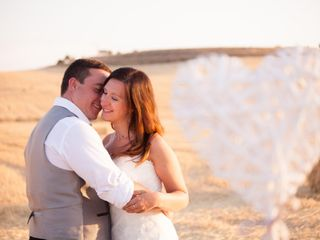 La boda de Cristina y Alberto