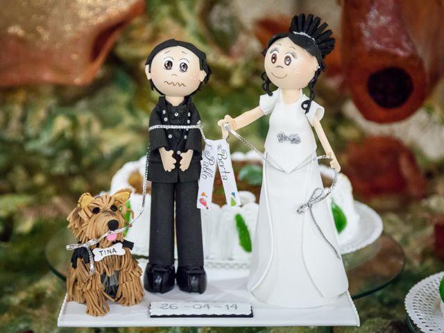La boda de Pablo y Berta en Goiriz, Lugo 16