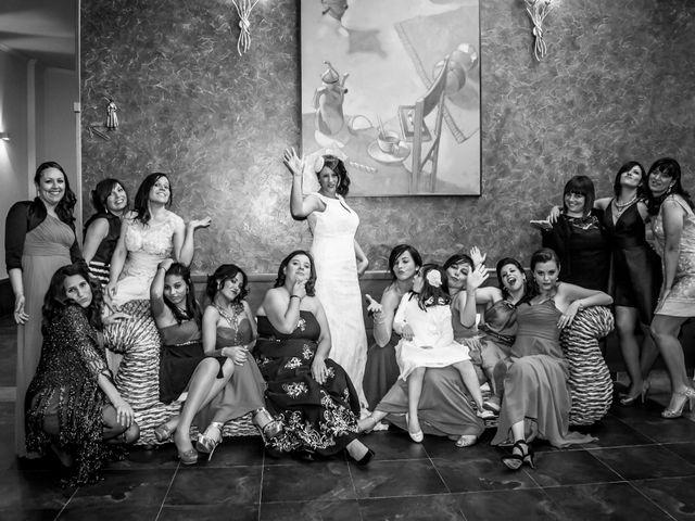 La boda de Pablo y Berta en Goiriz, Lugo 18