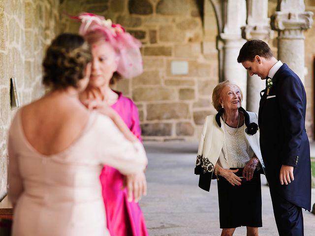 La boda de Pablo y Ana en Nogueira De Ramuin, Orense 5