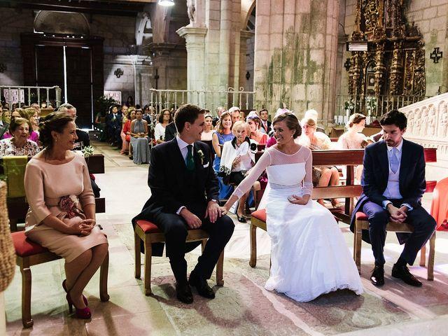 La boda de Pablo y Ana en Nogueira De Ramuin, Orense 10
