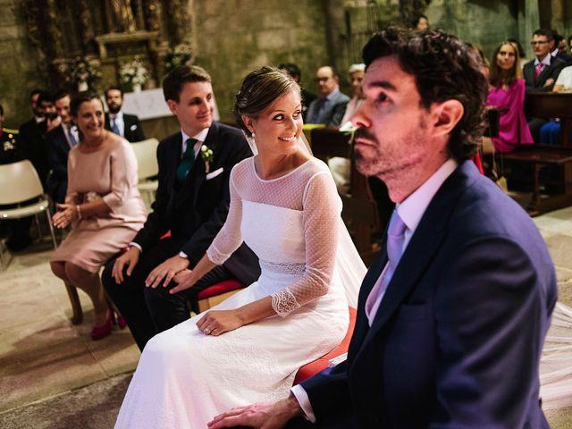 La boda de Pablo y Ana en Nogueira De Ramuin, Orense 11