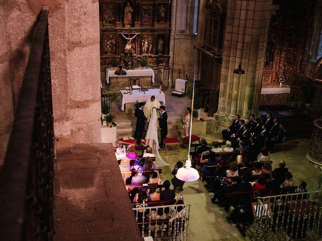 La boda de Pablo y Ana en Nogueira De Ramuin, Orense 13