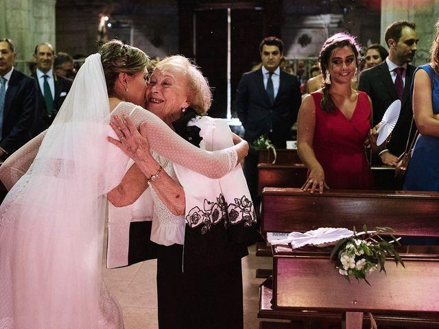 La boda de Pablo y Ana en Nogueira De Ramuin, Orense 15