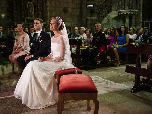 La boda de Pablo y Ana en Nogueira De Ramuin, Orense 22
