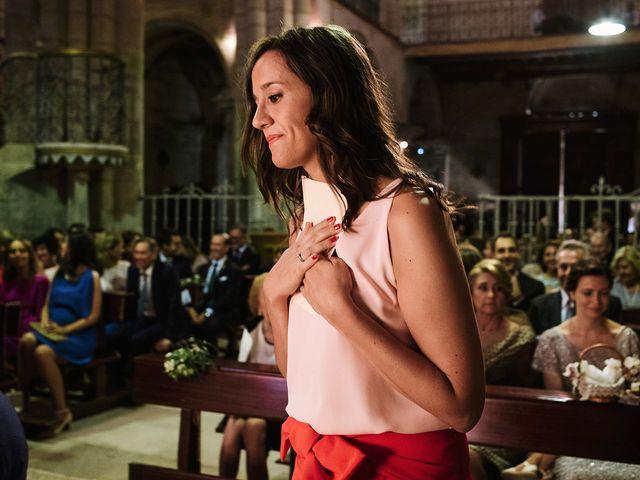 La boda de Pablo y Ana en Nogueira De Ramuin, Orense 25