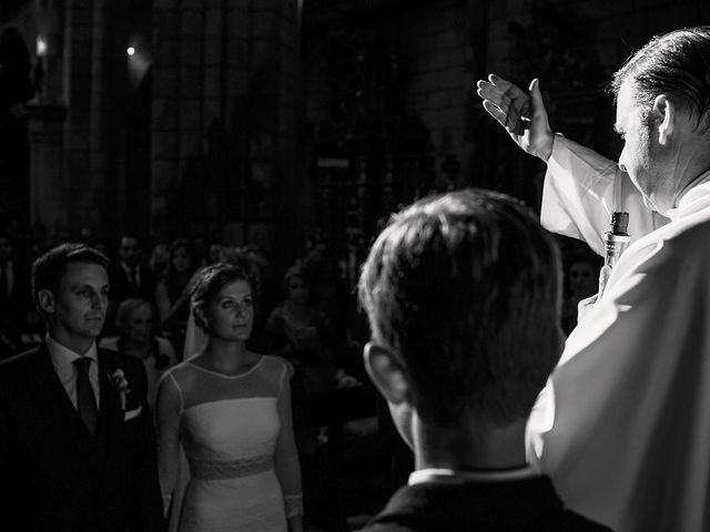 La boda de Pablo y Ana en Nogueira De Ramuin, Orense 27