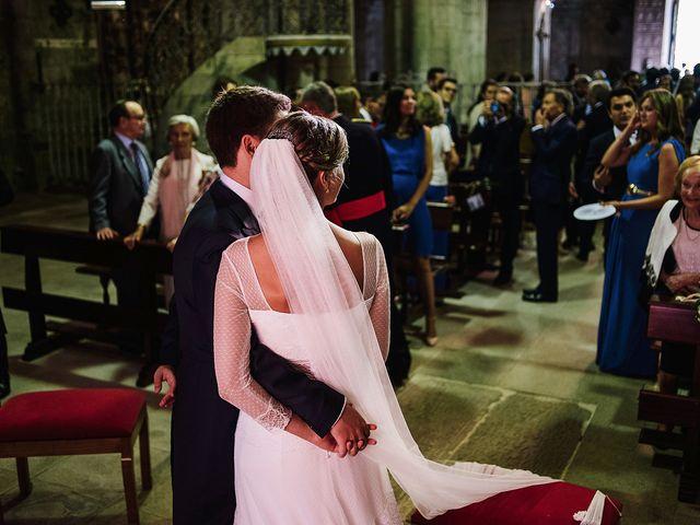 La boda de Pablo y Ana en Nogueira De Ramuin, Orense 28