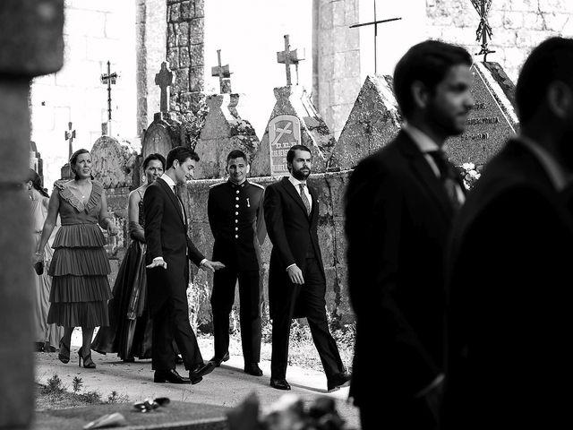 La boda de Pablo y Ana en Nogueira De Ramuin, Orense 31