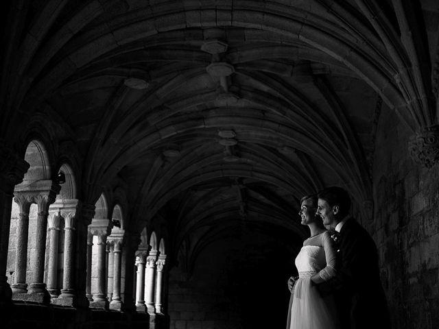 La boda de Pablo y Ana en Nogueira De Ramuin, Orense 37