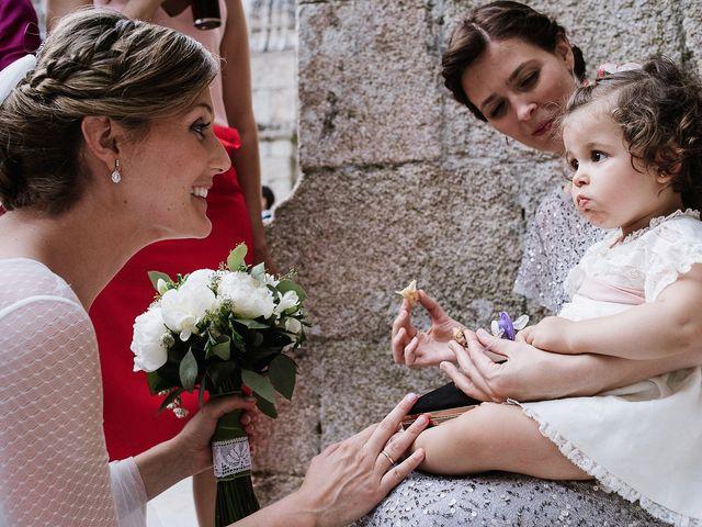 La boda de Pablo y Ana en Nogueira De Ramuin, Orense 38