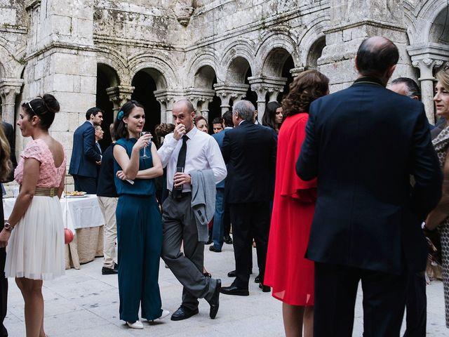 La boda de Pablo y Ana en Nogueira De Ramuin, Orense 39