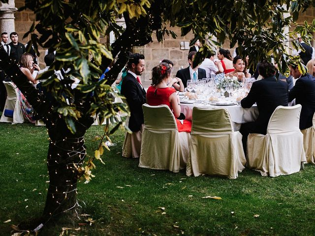 La boda de Pablo y Ana en Nogueira De Ramuin, Orense 43