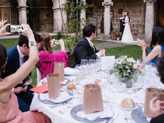 La boda de Pablo y Ana en Nogueira De Ramuin, Orense 44