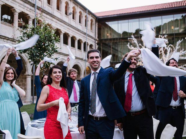 La boda de Pablo y Ana en Nogueira De Ramuin, Orense 45