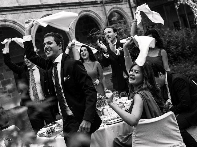 La boda de Pablo y Ana en Nogueira De Ramuin, Orense 47