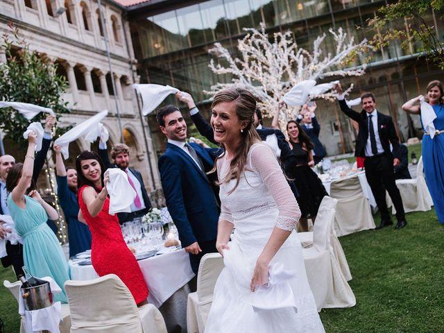 La boda de Pablo y Ana en Nogueira De Ramuin, Orense 48
