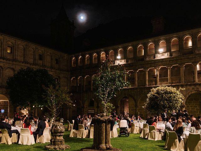 La boda de Pablo y Ana en Nogueira De Ramuin, Orense 58