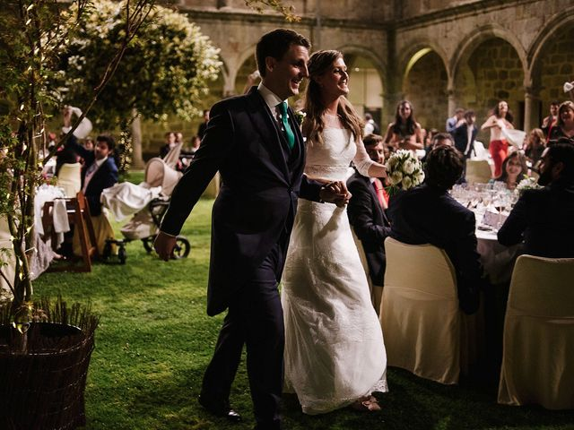 La boda de Pablo y Ana en Nogueira De Ramuin, Orense 59