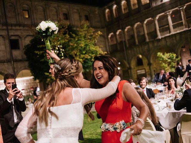 La boda de Pablo y Ana en Nogueira De Ramuin, Orense 60