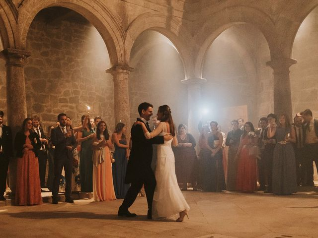 La boda de Pablo y Ana en Nogueira De Ramuin, Orense 65