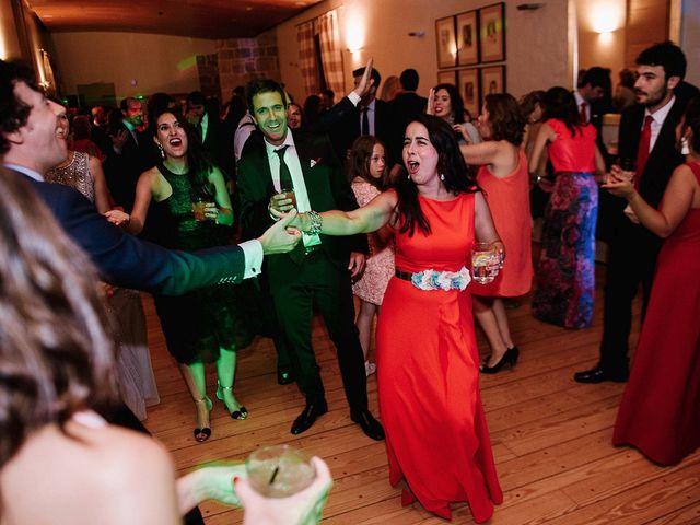 La boda de Pablo y Ana en Nogueira De Ramuin, Orense 72