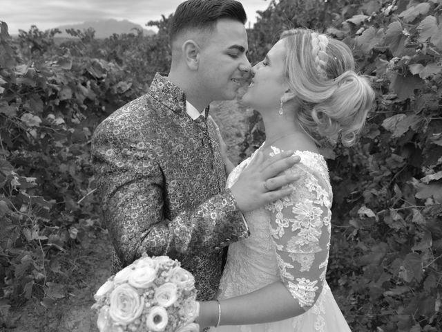 La boda de Laura y Nayim