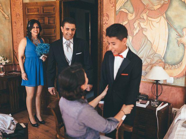 La boda de Esme y Janine en Arroyo De La Encomienda, Valladolid 41