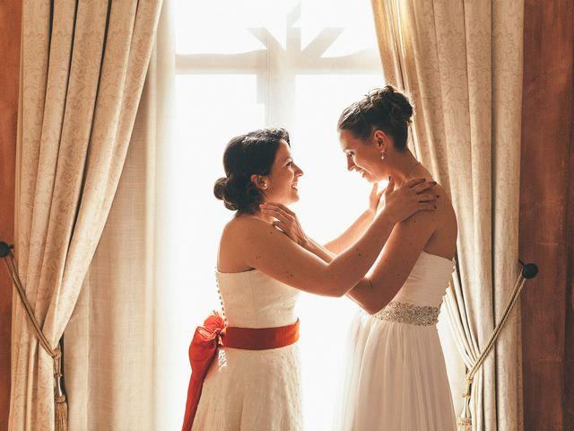 La boda de Esme y Janine en Arroyo De La Encomienda, Valladolid 65