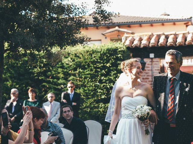 La boda de Esme y Janine en Arroyo De La Encomienda, Valladolid 68