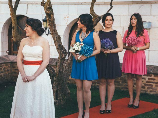 La boda de Esme y Janine en Arroyo De La Encomienda, Valladolid 70