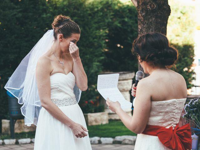 La boda de Esme y Janine en Arroyo De La Encomienda, Valladolid 81