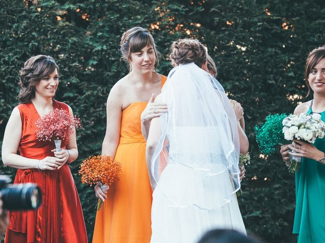 La boda de Esme y Janine en Arroyo De La Encomienda, Valladolid 85