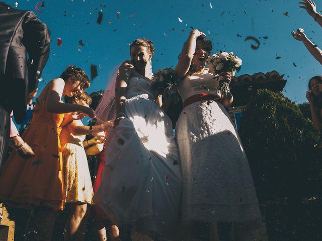 La boda de Esme y Janine en Arroyo De La Encomienda, Valladolid 87