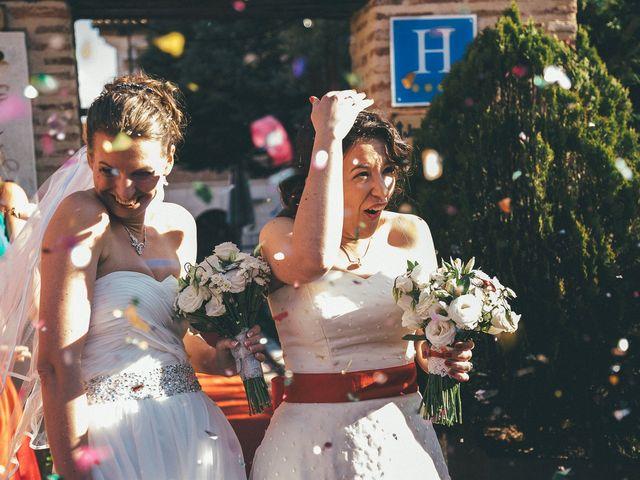 La boda de Esme y Janine en Arroyo De La Encomienda, Valladolid 89