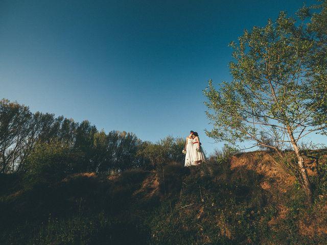 La boda de Esme y Janine en Arroyo De La Encomienda, Valladolid 93