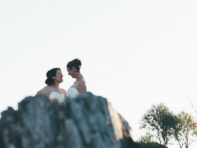 La boda de Esme y Janine en Arroyo De La Encomienda, Valladolid 95