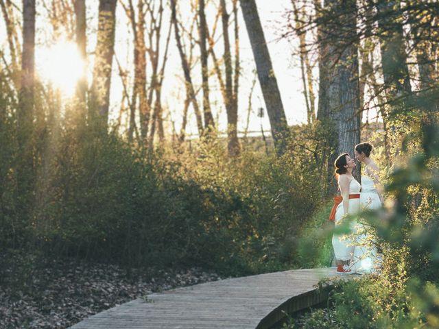La boda de Esme y Janine en Arroyo De La Encomienda, Valladolid 103