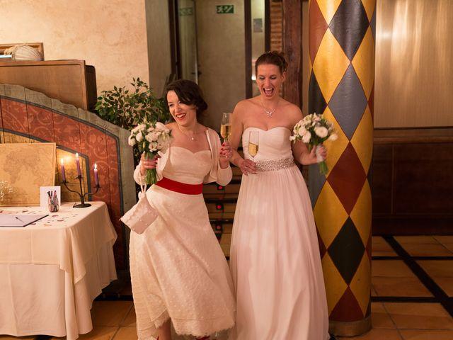 La boda de Esme y Janine en Arroyo De La Encomienda, Valladolid 110