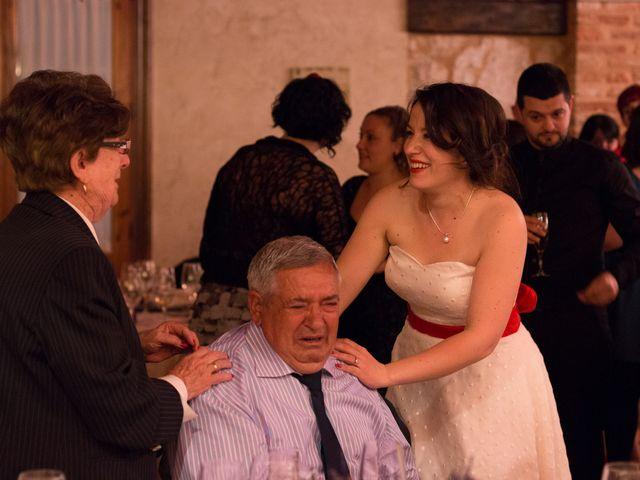 La boda de Esme y Janine en Arroyo De La Encomienda, Valladolid 115
