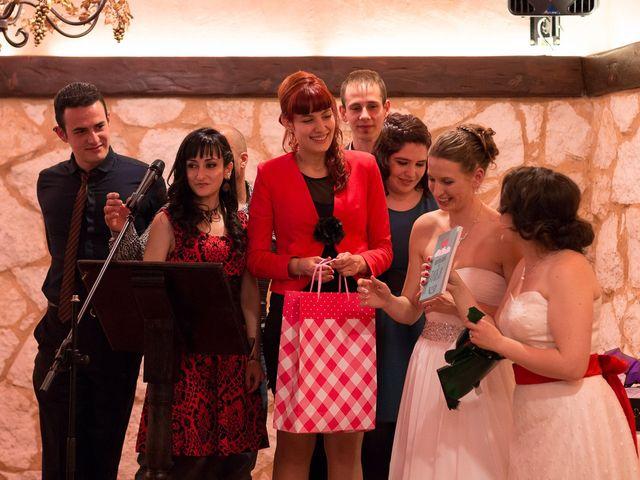 La boda de Esme y Janine en Arroyo De La Encomienda, Valladolid 118