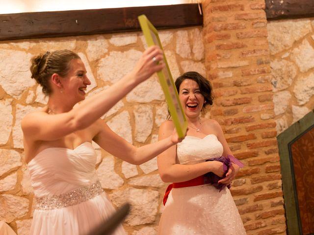 La boda de Esme y Janine en Arroyo De La Encomienda, Valladolid 119