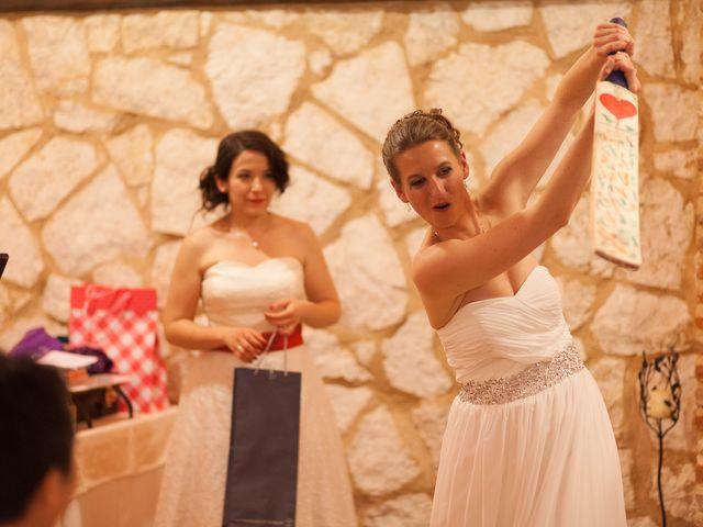 La boda de Esme y Janine en Arroyo De La Encomienda, Valladolid 120