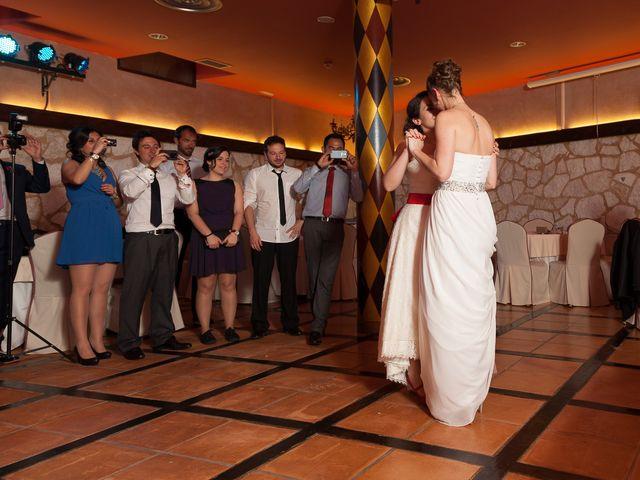 La boda de Esme y Janine en Arroyo De La Encomienda, Valladolid 123
