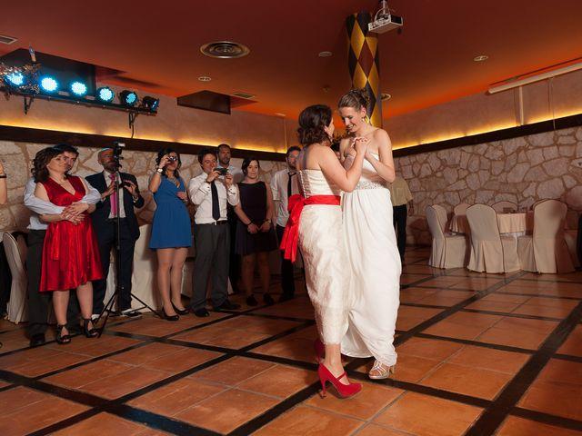 La boda de Esme y Janine en Arroyo De La Encomienda, Valladolid 124